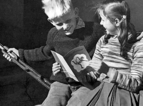 Lapsed armastavad Lurchi